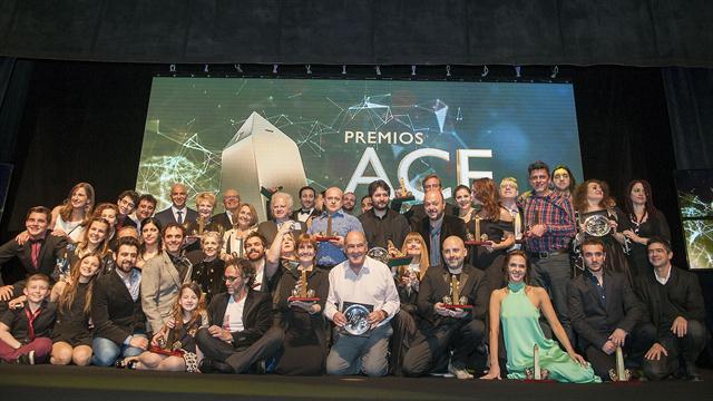 Ganadores Premios ACE